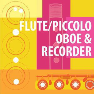 Flute, Piccolo, Oboe & Recorder
