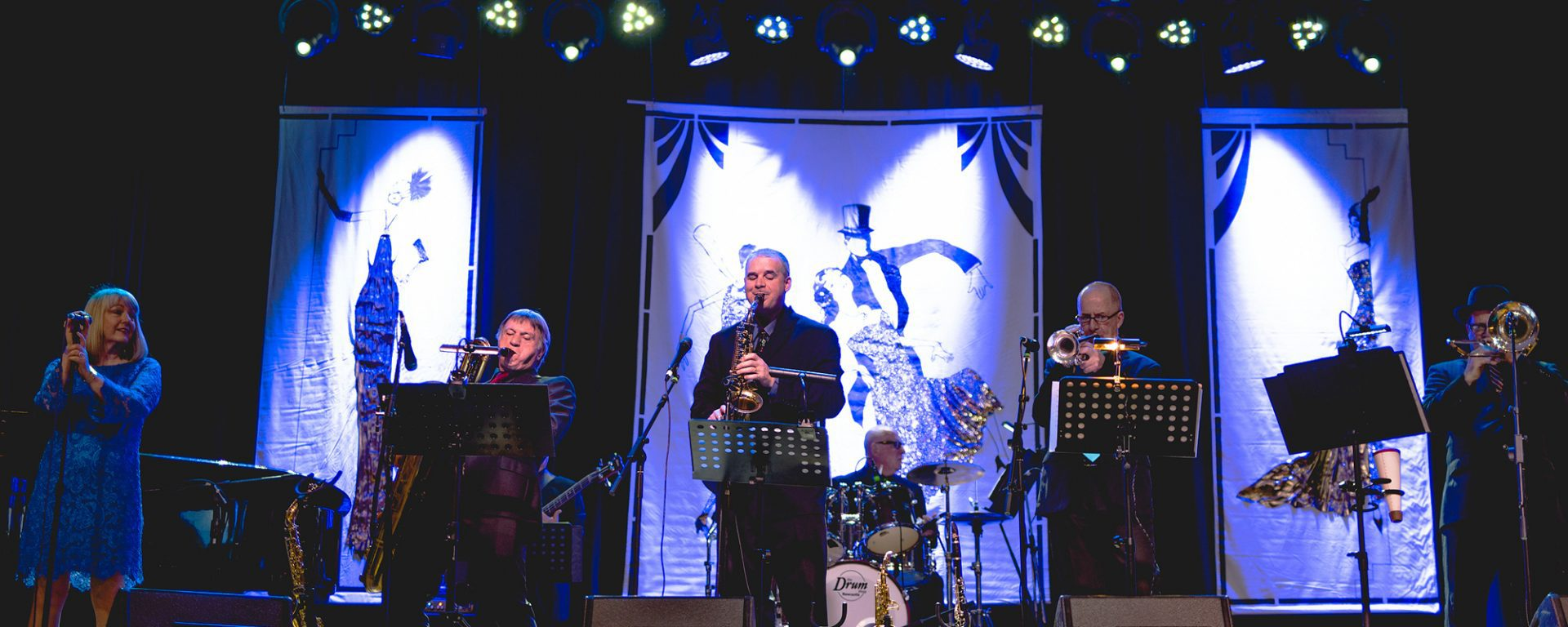 Nova Swing Band | Hot, Cool & Swingin' | Andy Firth Music